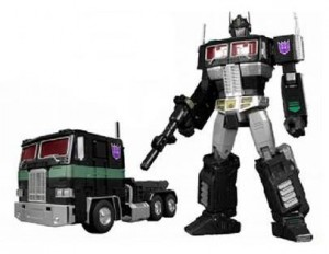 Transformers Masterpiece - MP-10B Nemesis Prime (Black Convoy) B